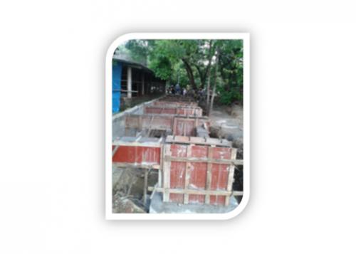 CONCRETEING WORKS