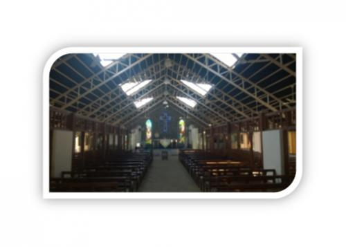 FRONT VIEW OF THE CHRUCH 2