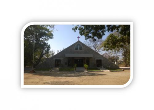 FRONT VIEW OF THE CHRUCH 3